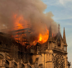 Notre Dame Cathedral Fire: why? - BibleFocus net